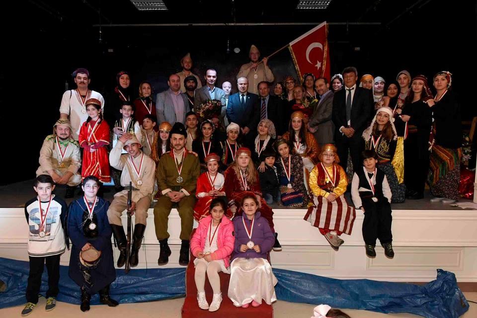 Den Haag'ta Çanakkale Şehitlerinin aziz hatırası yad edildi.