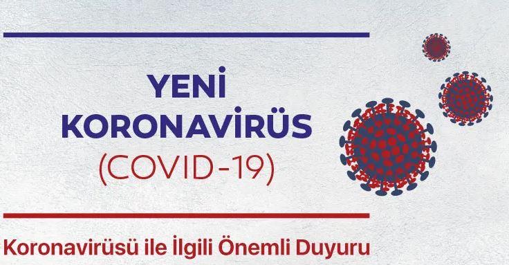 Koronavirüsü ile İlgili Önemli Duyuru (RIVM)